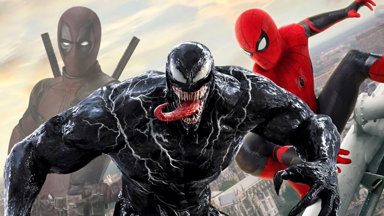 跟猛毒說嗨!跟死侍說掰掰!索尼有意讓湯姆哈迪現身在《蜘蛛人3》與「小蜘蛛」同台首圖