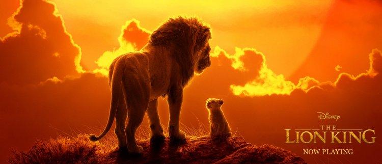 儘管《從前,有個好萊塢》票房亮眼,《獅子王》上週票房仍穩居第一。