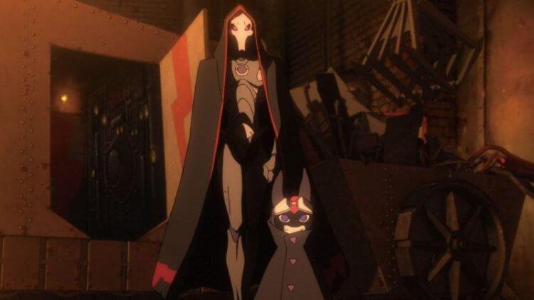 日本知名聲優,於《蠟筆小新》合作多年的藤原啓治及矢島晶子,這次在原惠一監督《生日幻境》聲演欲破壞一切的關鍵角色。