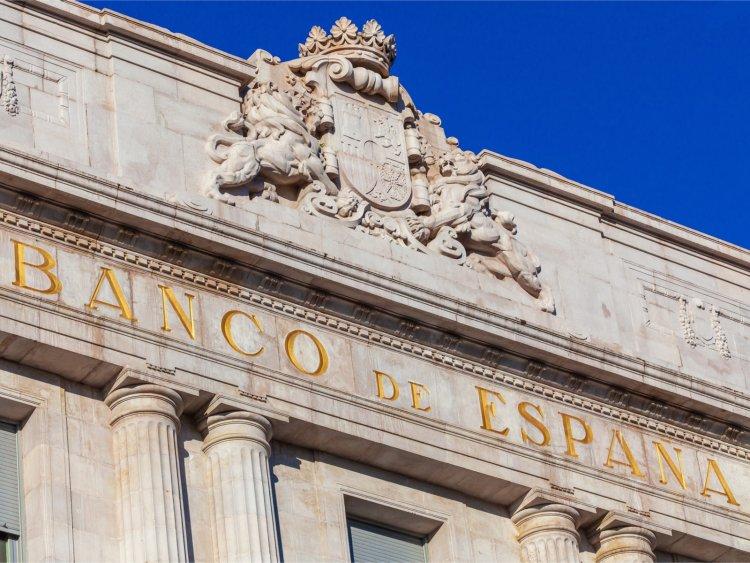 西班牙銀行。