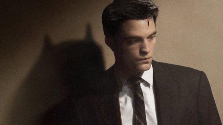 飾演新一代蝙蝠俠的森羅伯派汀森 (Robert Pattinson)