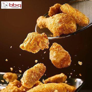 韓式炸雞 BB.Q CHICKEN。