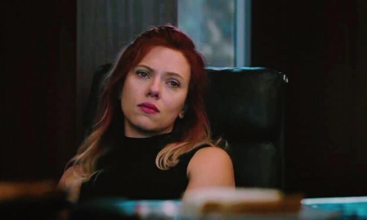 史嘉蕾喬韓森 (Scarlett Johansson)