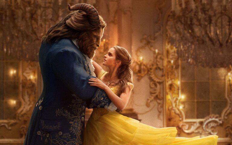 艾瑪華森主演的《美女與野獸》。