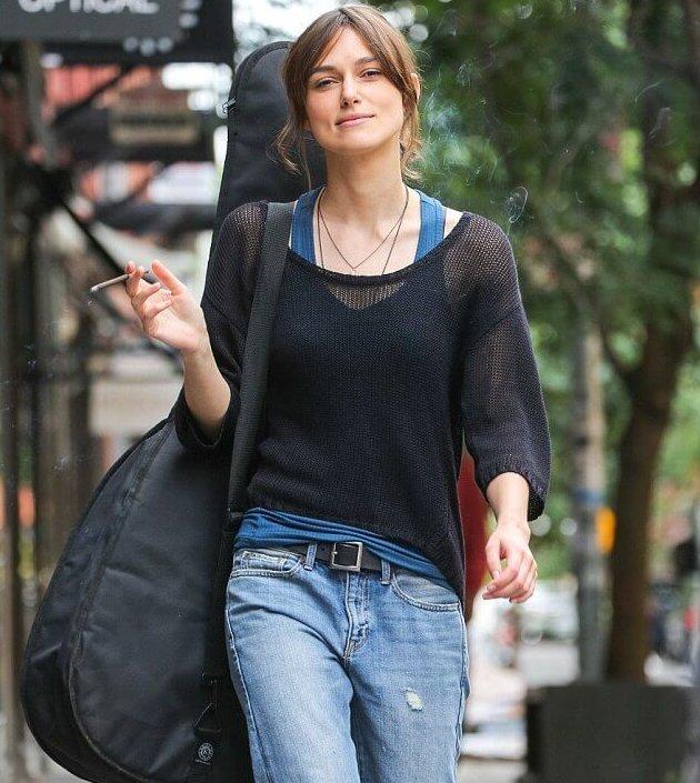 《曼哈頓戀習曲》綺拉奈特莉。