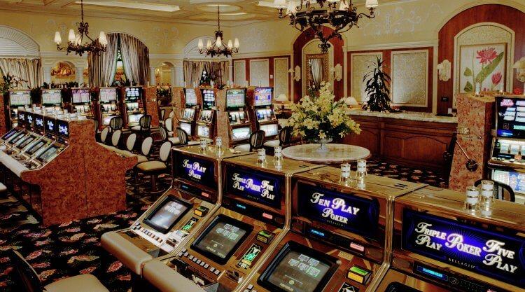 百樂宮賭場。