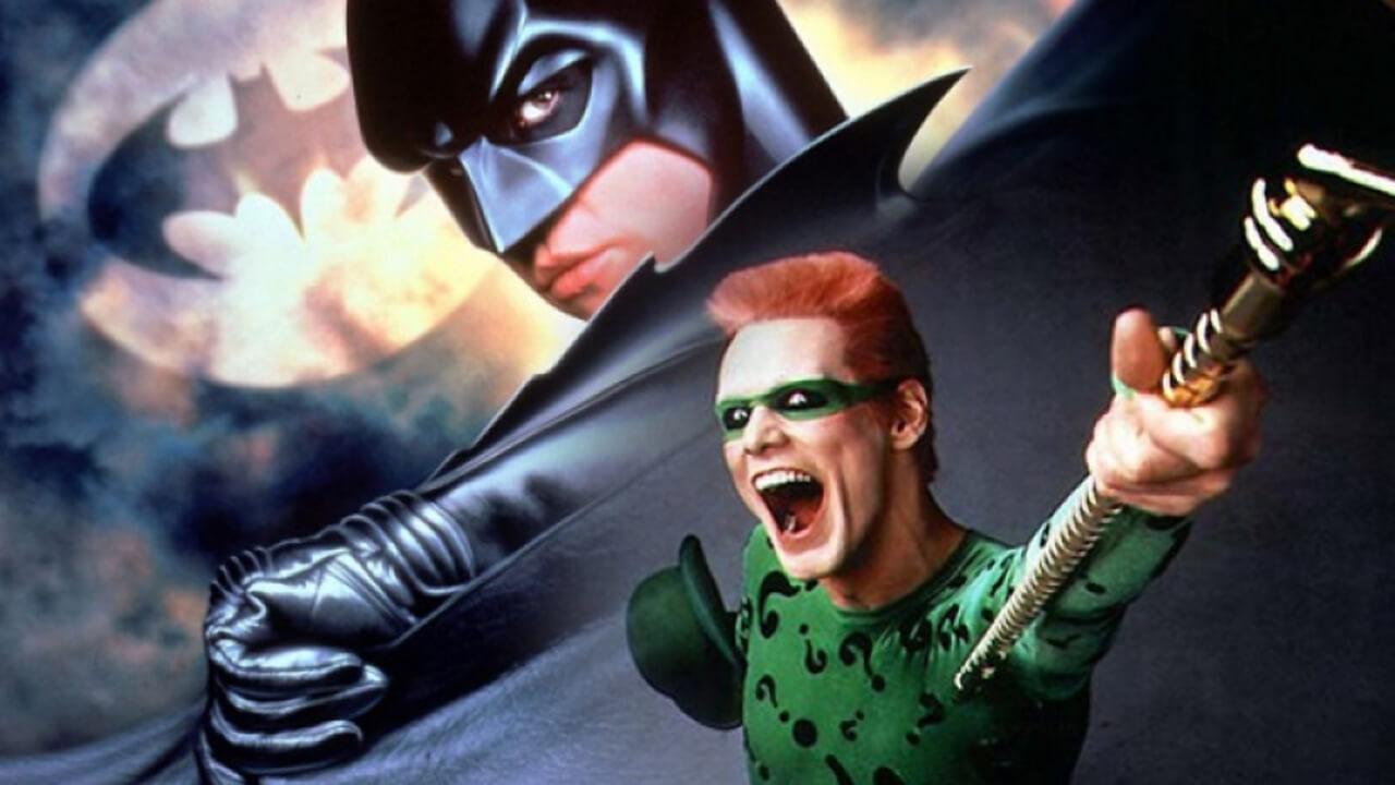 【專題】《蝙蝠俠3》(二):東拉令狐沖、西找喜劇王首圖