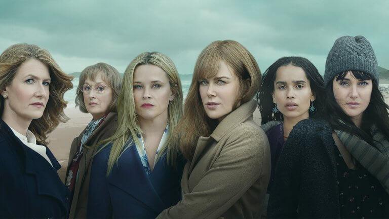 改編自同名小說的影集《美麗心計》即將再推第二季,瑞絲薇斯朋、妮可基嫚等影后級影星將再度同台飆戲。