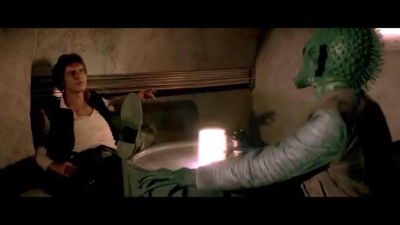 【電影背後】韓索羅到底是不是先「射」了?粉絲內戰40年的懸案真相首圖