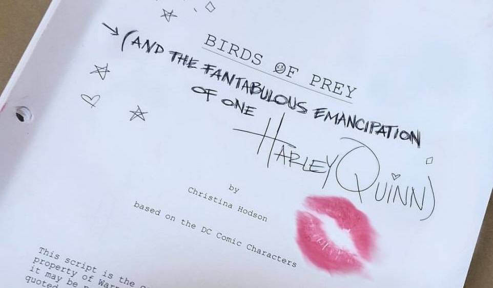 瑪格羅比監製主演的 DC 超級女英雄主題電影《猛禽小隊》完整片名曝光!