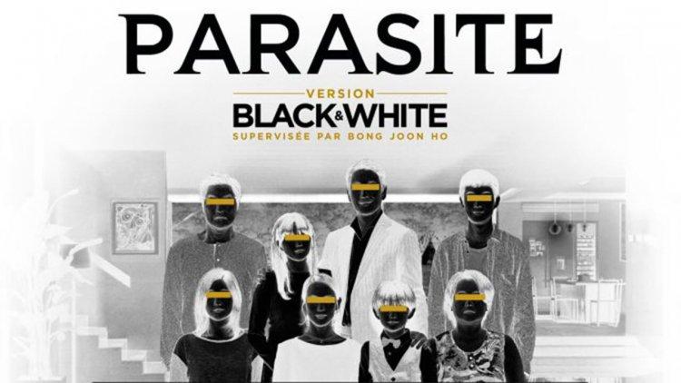 奉俊昊特製《寄生上流》黑白版,即將躍上大銀幕!導演:「黑白版感覺更加激烈。」首圖