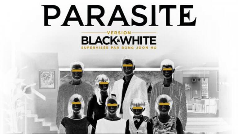 奉俊昊特製《寄生上流》黑白版,即將躍上大銀幕!導演:「黑白版感覺更加激烈。」