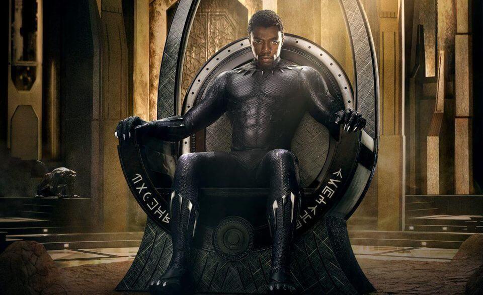 金球獎入圍名單公布 :《黑豹》首獲戲劇類最佳影片提名  創漫威超級英雄影史紀錄首圖