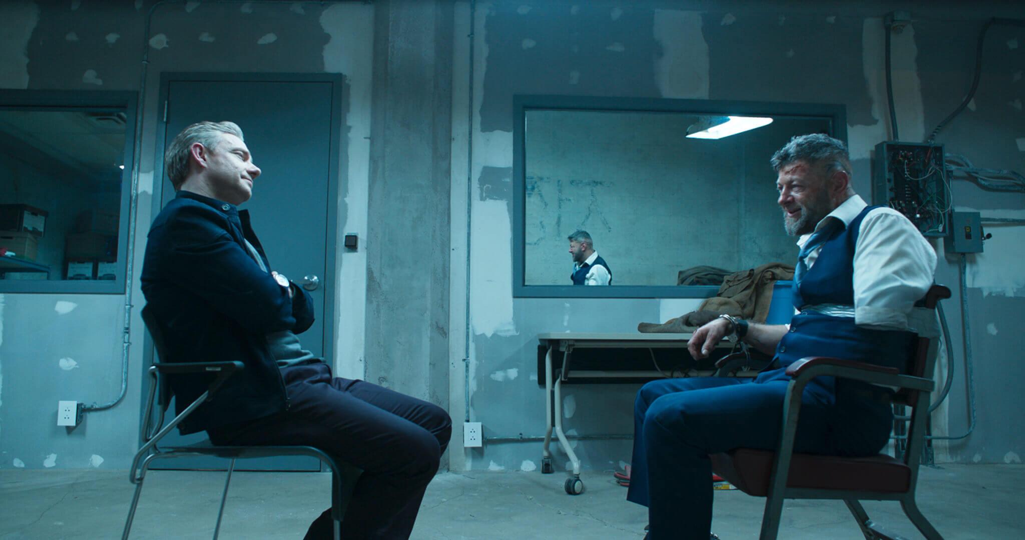 黑豹 聯合反恐中心 艾爾佛特羅斯 馬丁費里曼 飾