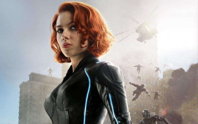 史嘉蕾喬韓森主演的《黑寡婦》(Black Widow) 個人電影,導演為她所欽點的凱特蕭蘭。
