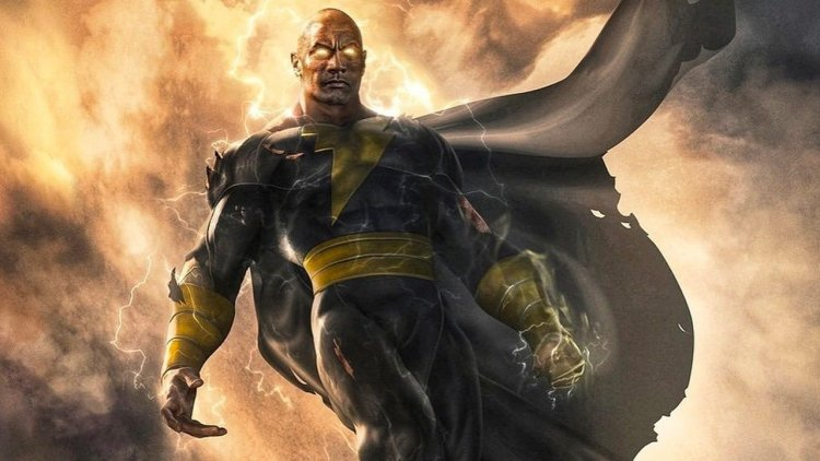 【DC Fandome】巨石強森主演的《黑亞當》釋出首支概念預告,介紹「黑亞當」起源故事首圖