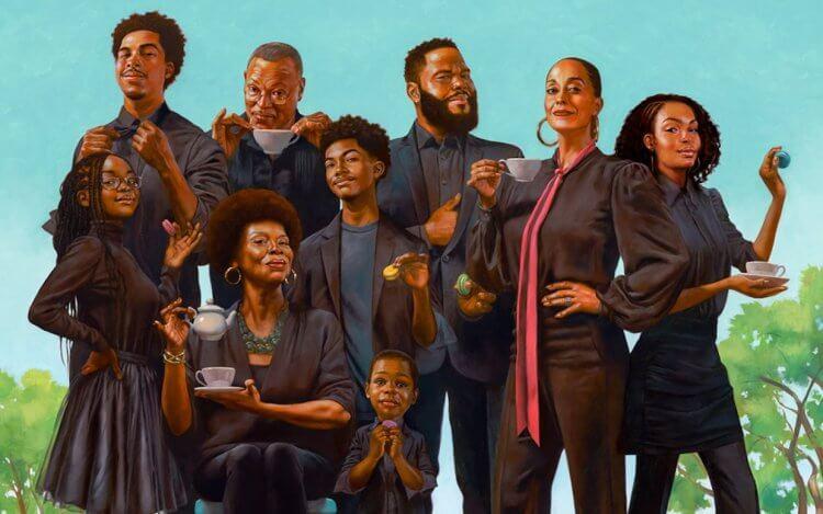 《黑人當道》。