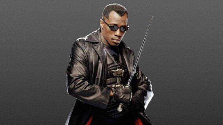 衛斯里史奈普表示非常期待看見《刀鋒戰士》能回歸大銀幕。