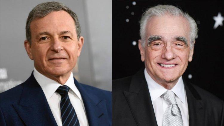 這就是迪士尼總裁的霸氣!鮑勃伊格回應「漫威電影不是電影?」風波,將與大導馬丁史柯西斯坐下來「好好聊聊」首圖