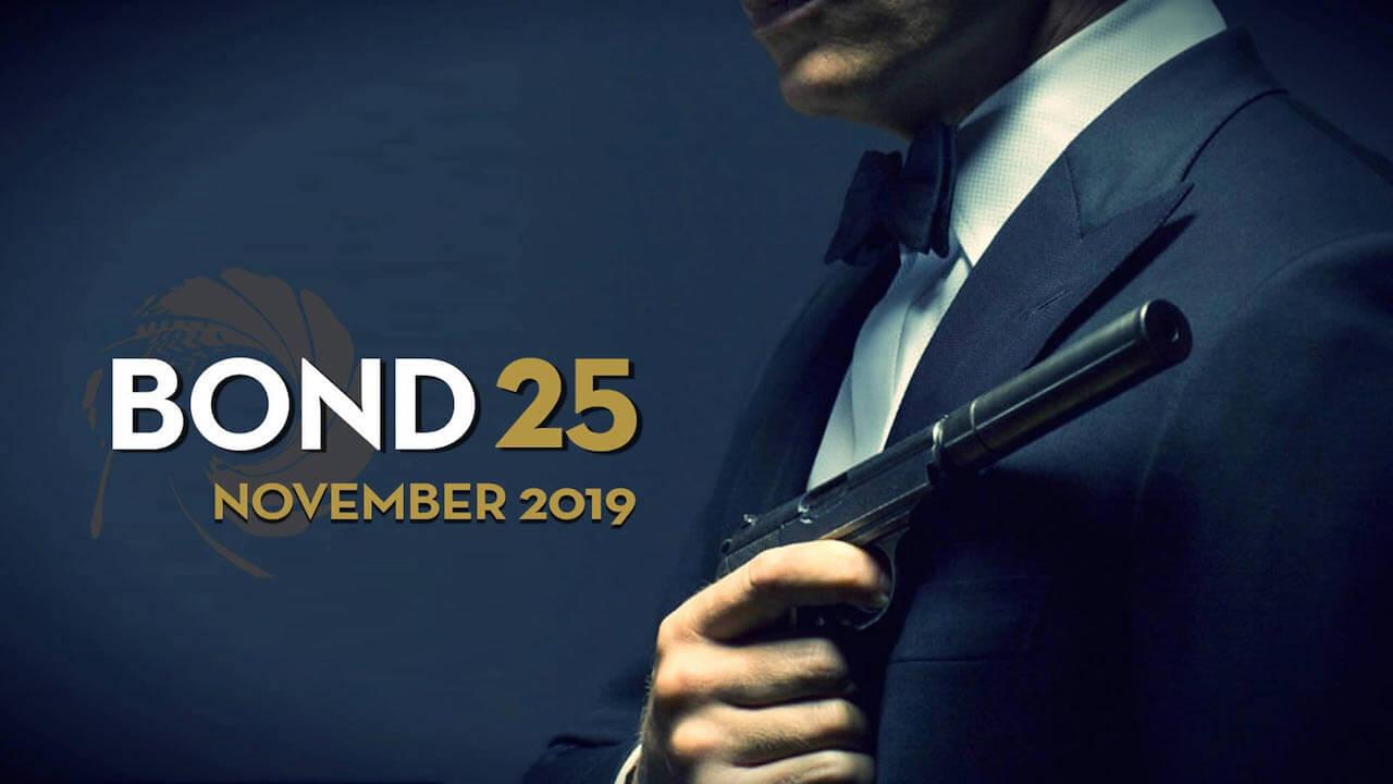 原訂 2019 年秋冬推出的詹姆士龐德《007》系列電影「BOND 25」。