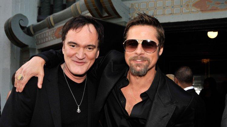 曾於 2009 年合作電影《惡棍特工》後,這次昆汀塔倫提諾與布萊德彼特再度聯手打造《從前,有個好萊塢》。