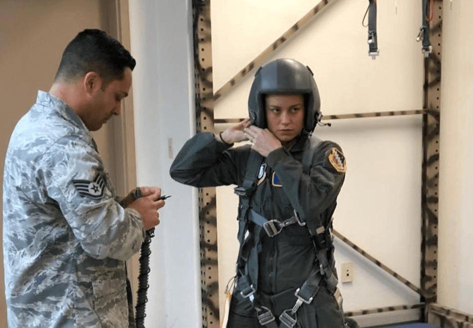 驚奇隊長 布麗拉森 漫威 喜劇 超級英雄 劇照