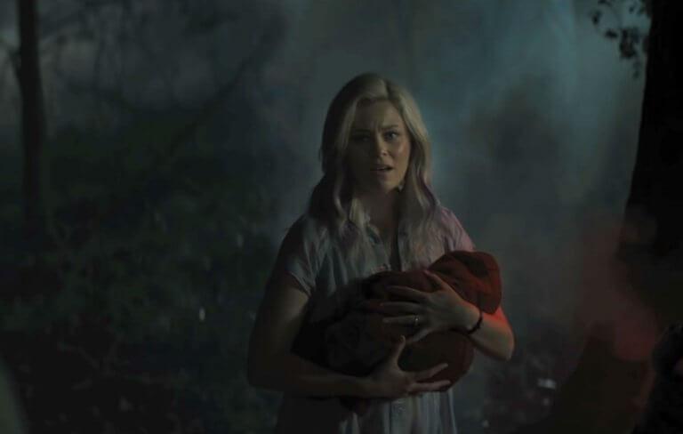 詹姆斯岡恩監製的《靈異乍現》改編自超人的起源故事,伊莉莎白班克絲飾演一位不知所措的母親。