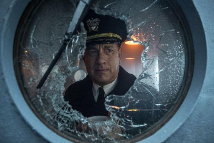 好萊塢最早確診武漢肺炎的明星之一湯姆漢克斯主演的《怒海戰艦》也因為疫情遭索尼影業撤檔。