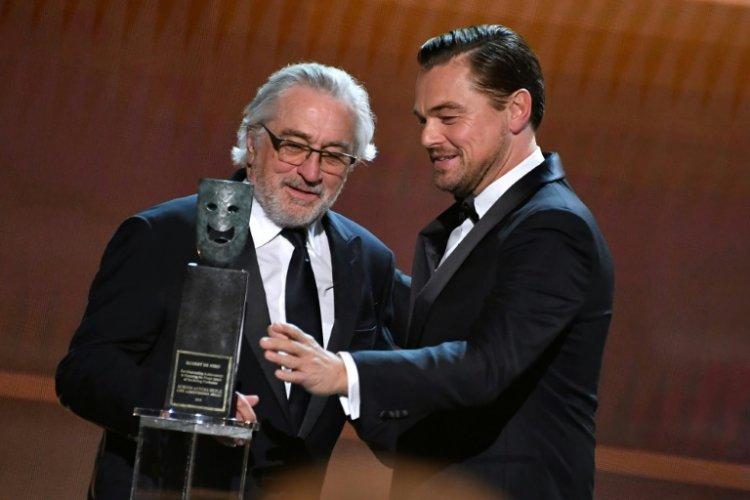 與名導馬丁史柯西斯合作多次的李奧納多狄卡皮歐與勞勃狄尼諾已是世界重量級影人。