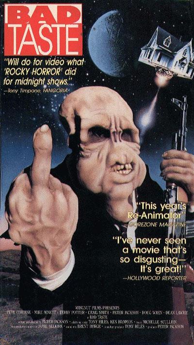 《宇宙怪客》電影海報。