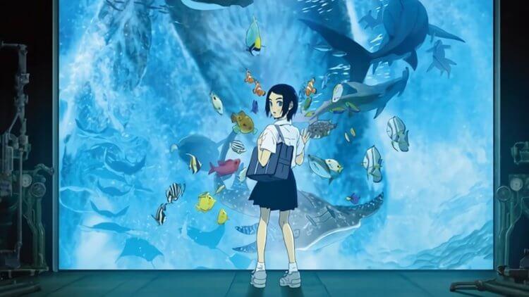 絕美磅礡的奇幻國度美到不行 !《海獸之子》五十嵐大介漫畫改編 日本金像獎動畫團隊新作登台上映首圖