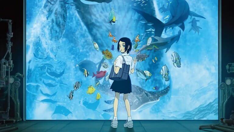 絕美磅礡的奇幻國度美到不行 !《海獸之子》五十嵐大介漫畫改編 日本金像獎動畫團隊新作登台上映