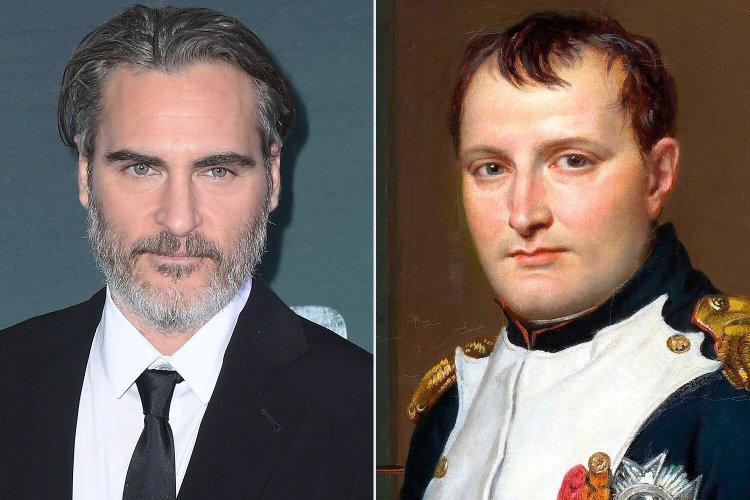 瓦昆菲尼克斯將主演拿破崙傳記電影《Kitbag》