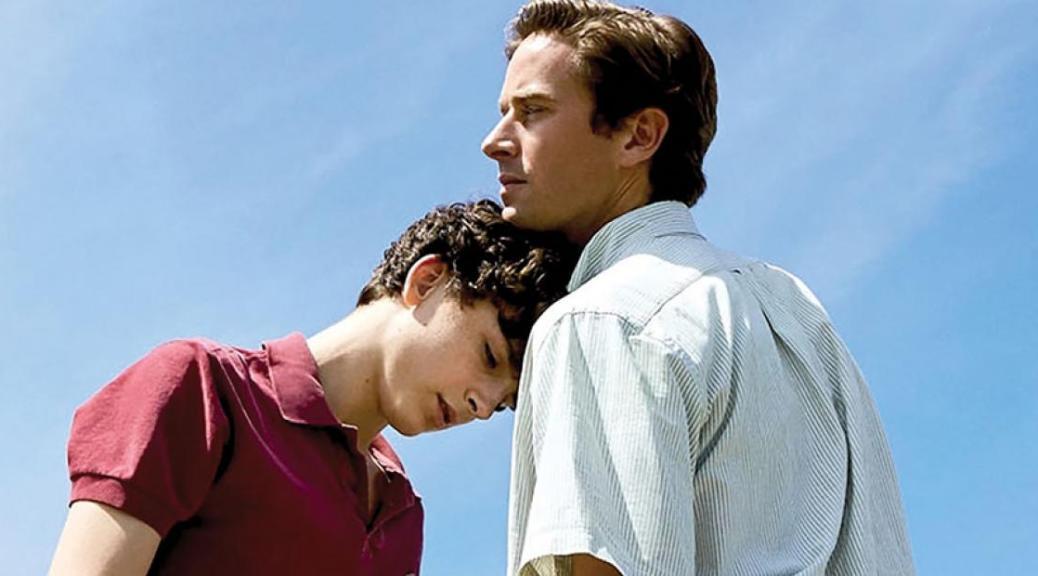 盧卡格達戈尼諾導演作品:《以你的名字呼喚我》。