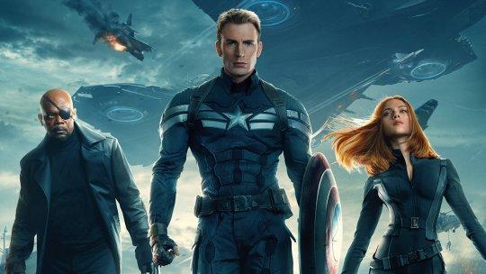 《美國隊長 2:酷寒戰士》(Captain America: The Winter Soldier) 劇照