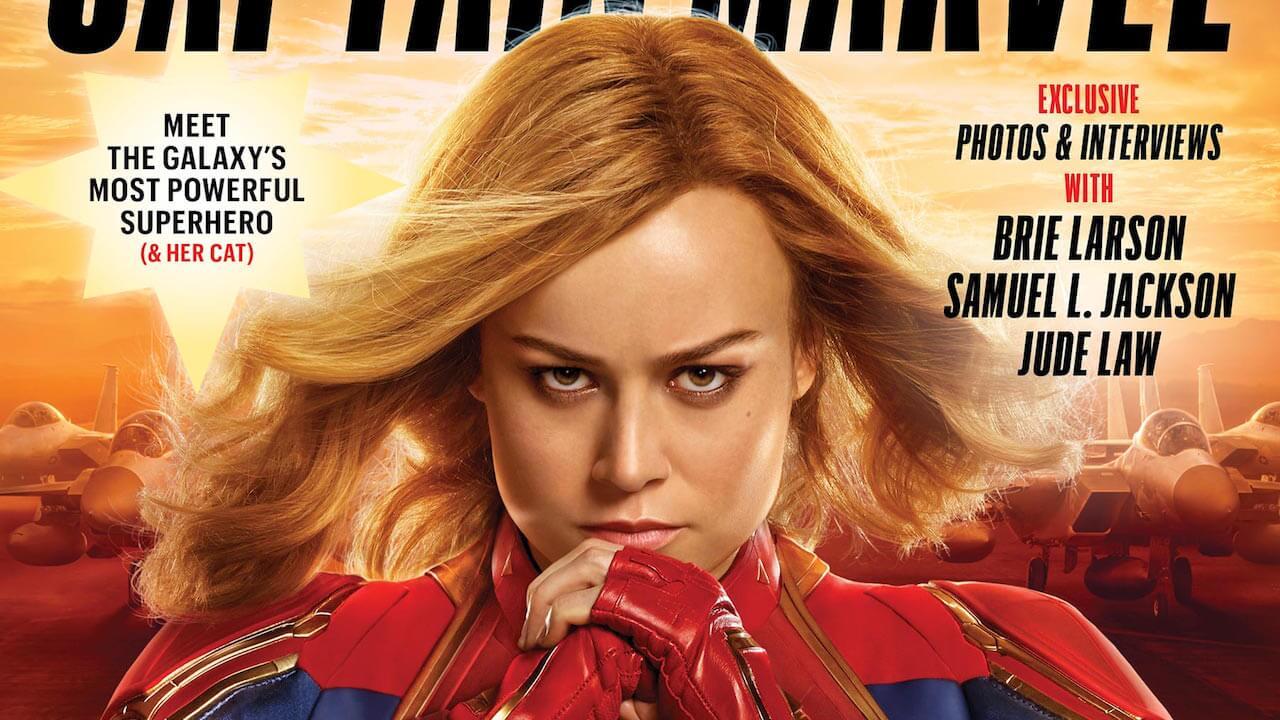 等不及《驚奇隊長》了嗎?漫威首部女性英雄獨立電影,你不能錯過的 4 大看點整理首圖