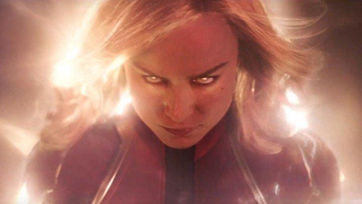 卡蘿丹佛 宇宙級雙星之力 隨《 驚奇隊長 》首支預告公開。