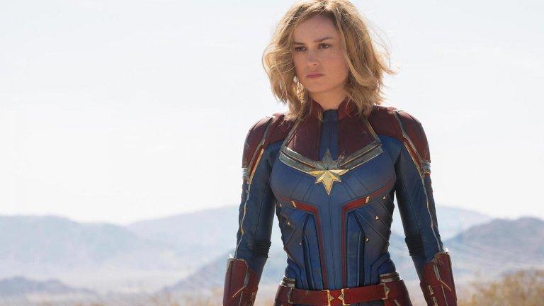 布麗拉森:卡蘿丹佛的「缺陷」在《驚奇隊長》中扮演重要關鍵