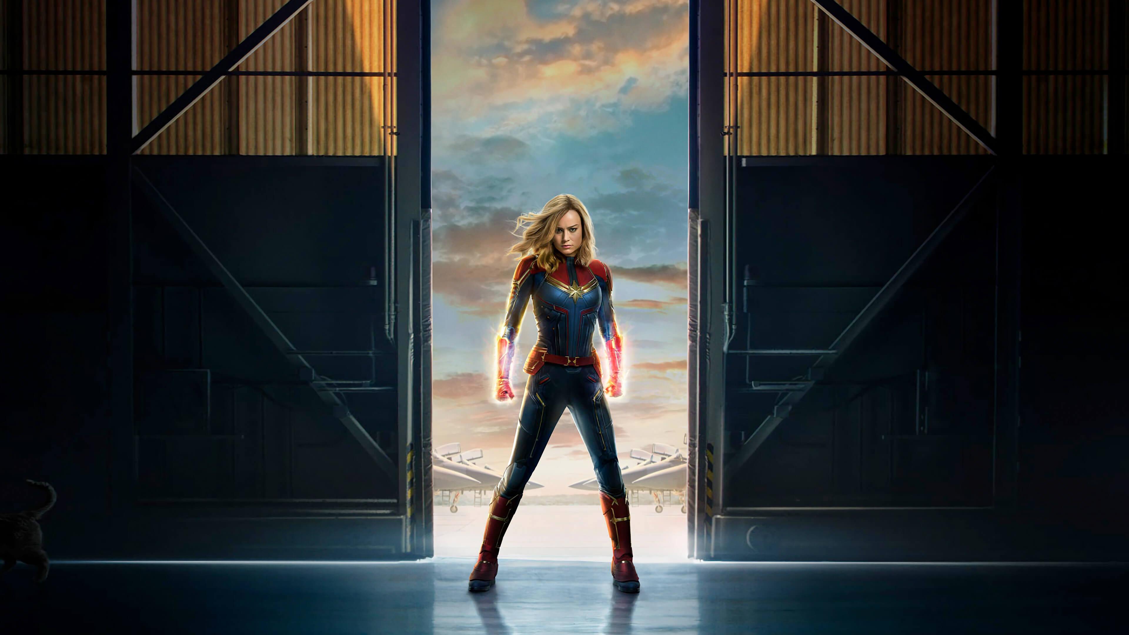 MCU 首部以女性為主角的超級英雄電影《驚奇隊長》北美預售成績超驚人!