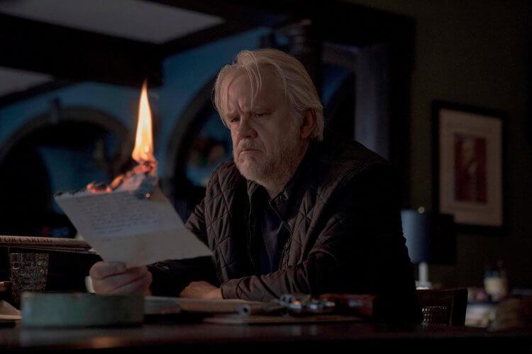 提姆羅賓斯是電影《刺激 1995》的主角,回歸演出《城堡岩》影集讓忠實粉絲驚喜。