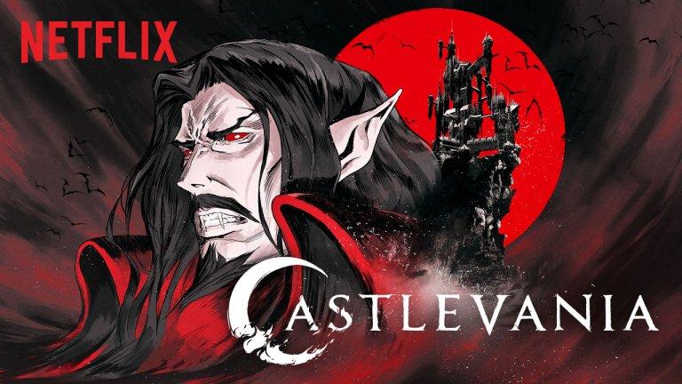 Netflix《惡魔城》 動畫