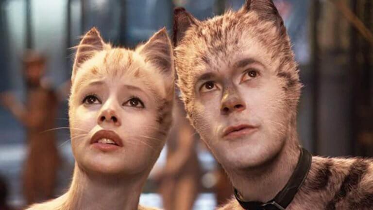跌進恐怖谷爬不起來,貓奴也不買單!《貓》電影版北美上映首週僅獲得 650 萬美金票房