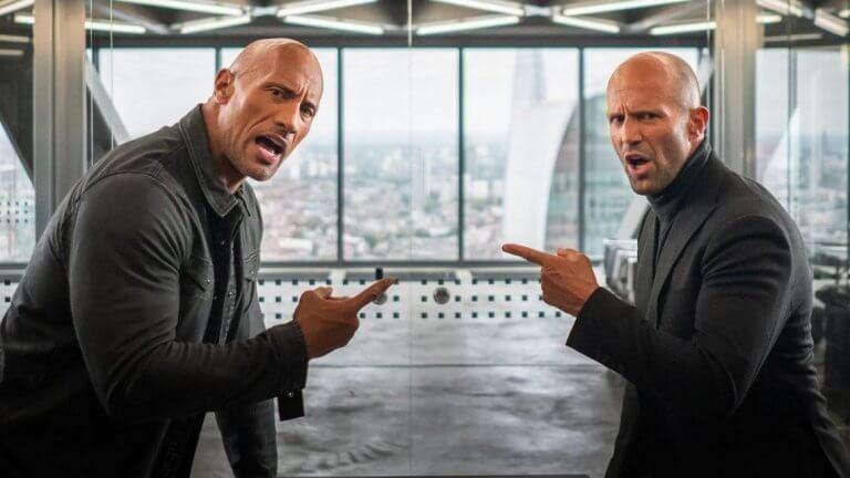 《玩命關頭:特別行動》巨石強森&傑森史塔森將有精采演出。