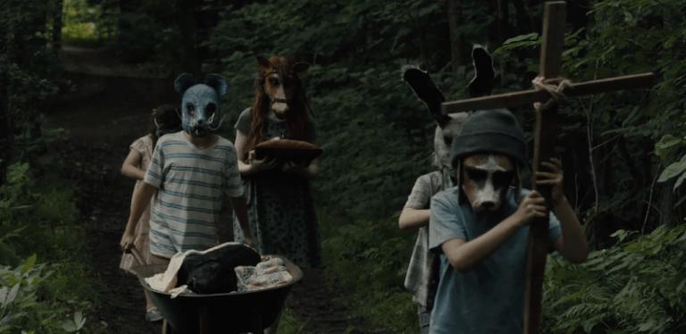 重啟版《禁入墳場》(Pet Sematary) 電影劇照。