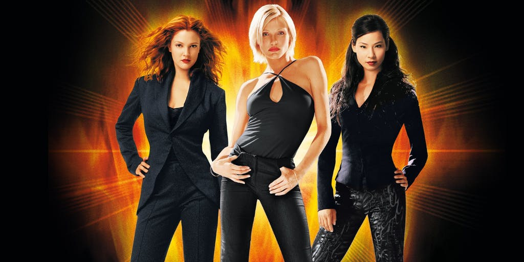 開啟女特務風潮的電影《 霹靂嬌娃 》。