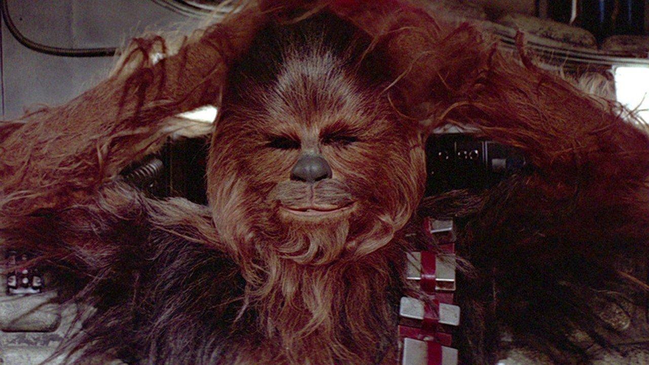 【電影背後】銀河間最受歡迎的毛毛狗:丘巴卡。如果你不認識,現在讓你看看。