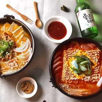 Chicken Box 韓式炸雞。