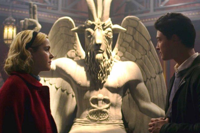 日前撒旦教會信徒認為《莎賓娜的顫慄冒險》侵權,怒告 Netflix。