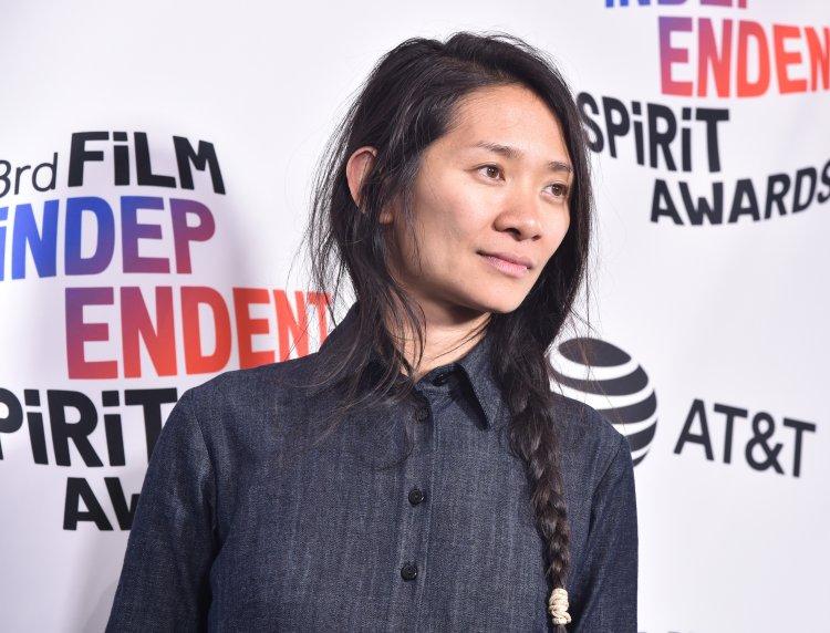 華裔美籍導演趙婷憑最新電影《遊牧人生》奪下威尼斯影展金獅獎。
