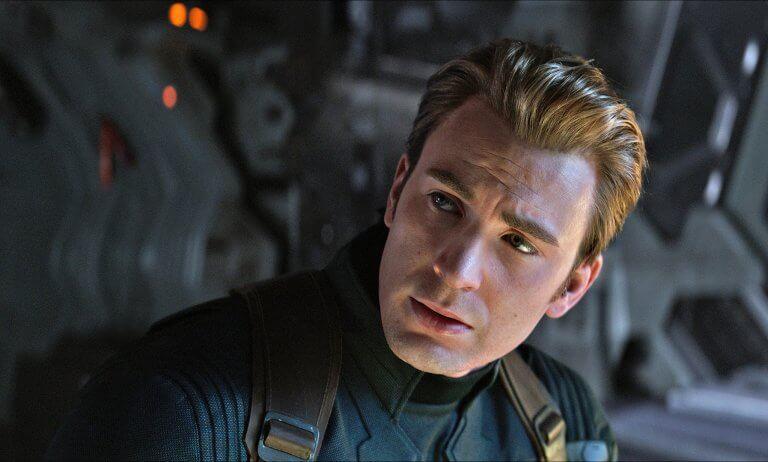 《復仇者聯盟4:終局之戰》(Avengers: Endgame) 的美國隊長。